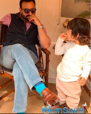 Kareena Kapoor Khan needs are her favourite boys, Saif Ali Khan and Taimur Ali Khan