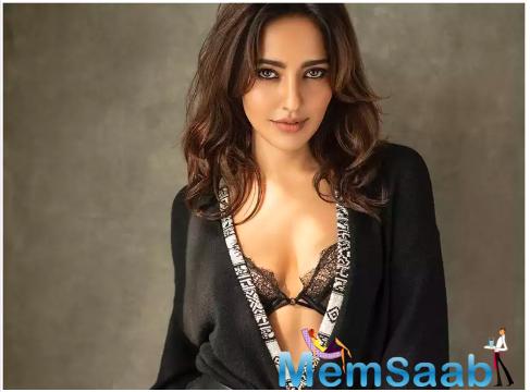 Neha Sharma is happy to resume work as shoots begin slowly