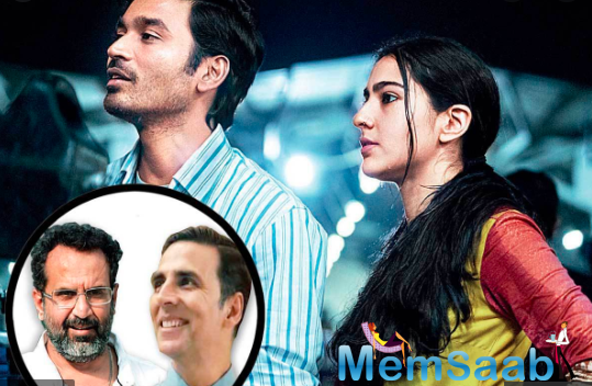 Akshay Kumar, Sara Ali Khan and Dhanush to start the next schedule of Atrangi Re in three cities