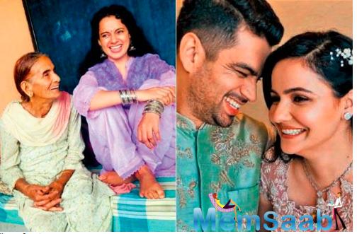Kangana Ranaut turns wedding planner for brother Aksht
