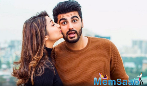 Parineeti Chopra: Arjun was my first friend in the industry, and will always be special