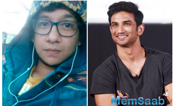 """Sushant Singh Rajput's SECRET diary found with ripped pages; Siddharth Pithani Says """"SSR had a habit of tearing pages"""""""