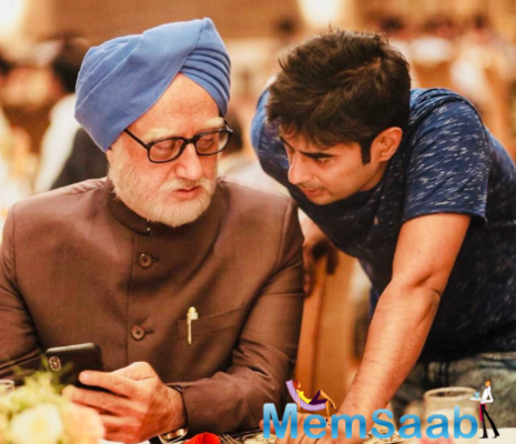 Director of the accidental prime minister, Vijay Gutte pens his next script
