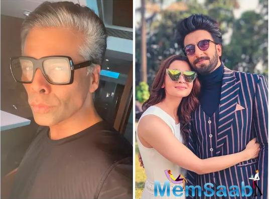 Alia Bhatt to Romance Ranveer Singh in Karan Johar's Next?