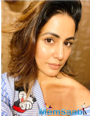 Hina Khan wishes TV actors were given fair chances in Bollywood