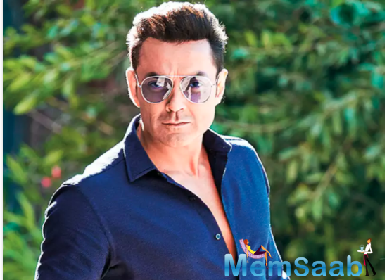 Bobby Deol: Started pitying myself when I had no work and relied on alcohol
