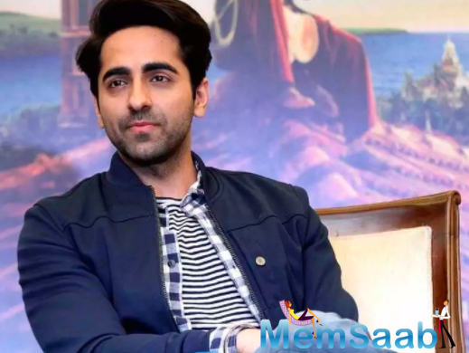 Ayushmann Khurrana feels refreshed to be on sets after months