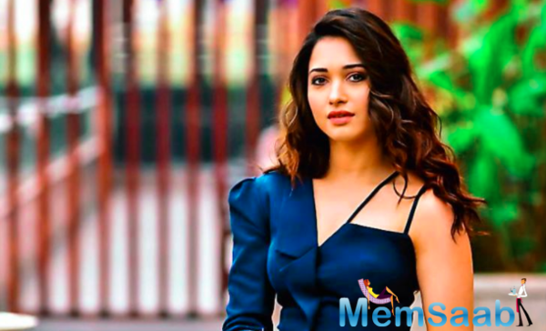Tamannaah Bhatia's parents test positive for COVID-19, actress tests negative