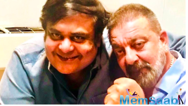Sanjay Dutt's friend Rahul Mittra dismisses reports of actor's cancer being in last stages