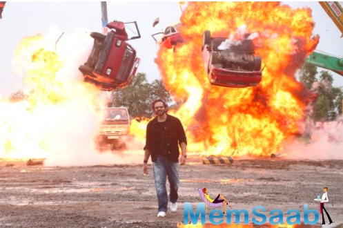 Khatron Ke Khiladi Made in India Finale: Rohit Shetty designs an explosive Bollywood-Style heist stunt