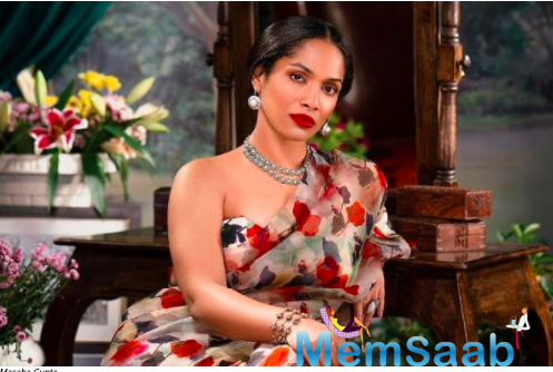 Masaba Gupta charms everyone with her acting prowess