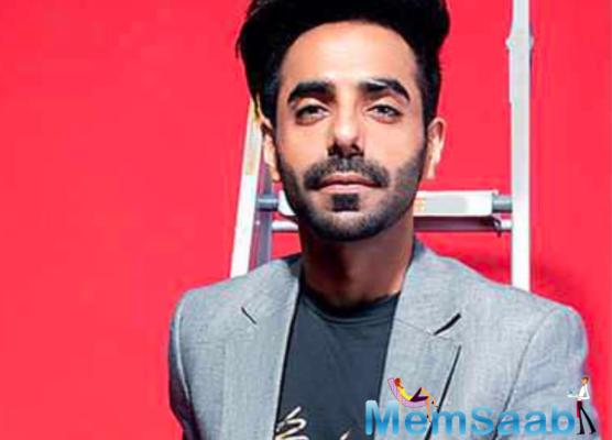 Aparshakti Khurana gears up to shoot the final schedule of 'Helmet' in Mumbai