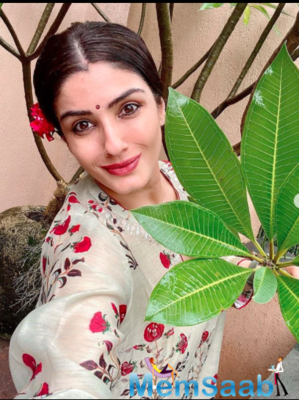 Raveena Tandon joins the bandwagon to support UN Human Right, 'A Fair and Free World'