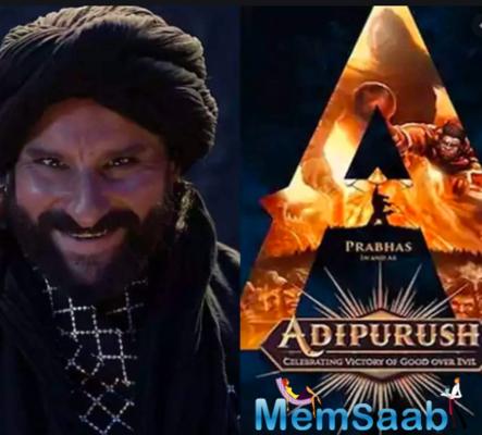 Saif Ali Khan confirms playing a menacing villain in 'Adipurush'