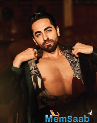 The yet-untitled love story has Ayushmann pairing up with Vaani Kapoor for the time.