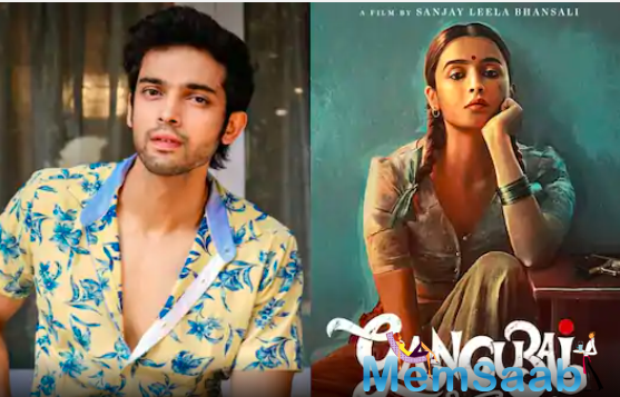 Parth Samthaan to make his Bollywood debut with Gangubai Kathiawadi?