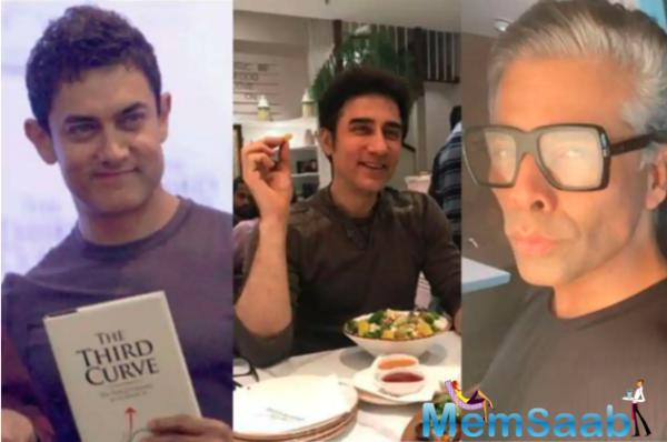 Aamir Khan's brother Faissal Khan: Karan Johar insulted me at the party