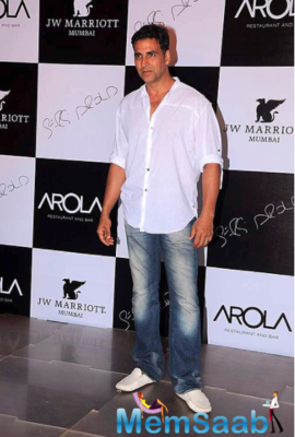 """Akshay Kumar reveals son Aarav wants to stay away from media glare, says """"he doesn't want to tell anyone that he is my son"""""""