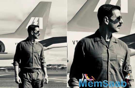 Team Bellbottom reveals Akshay Kumar's new look and his character details, on his birthday