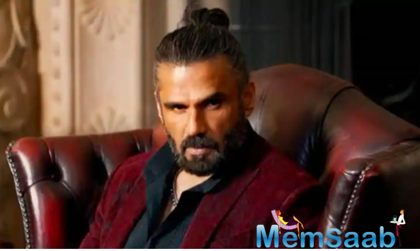 Suniel Shetty talks about Bollywood: I was trying to get work for people, for me, nepotism doesn't exist only
