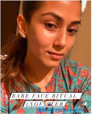 Mira Rajput's no-makeup selfie is sure to grab your attention