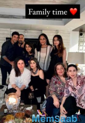 Karisma Kapoor, Kareena Kapoor, Alia Bhatt have a blast at Riddhima Kapoor's 40th Birthday