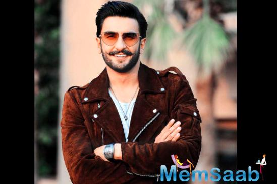 Ranveer Singh starts dubbing for his upcoming film 'Jayeshbhai Jordaar'; read details