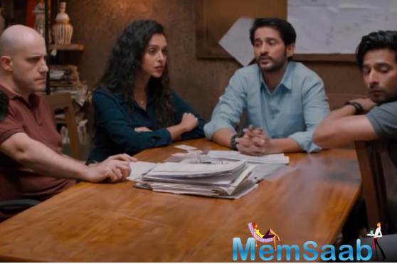 Unkahee: The Trailer of Hiten Tejwani and Anupriya Goenka's murder mystery out now