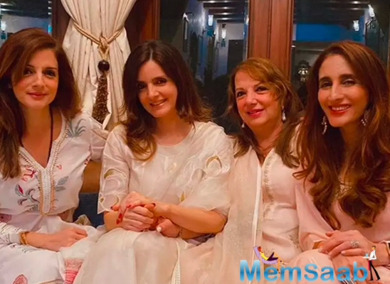 Sussanne Khan, Farah Khan Ali's mother tests positive for Covid-19