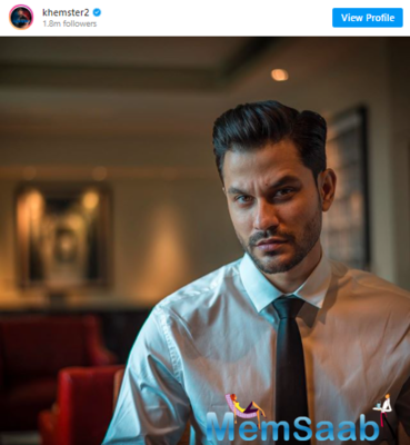 Kunal Kemmu looks wickedly handsome in his latest Instagram