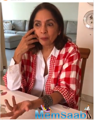 After Priyanka Chopra Jonas, Neena Gupta has finished writing her memoir, Sach Kahun Toh. The book, published by Penguin, will be out in 2021.