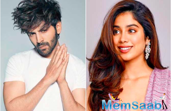 Bollywood star Kartik Aaryan, Janhvi Kapoor to unite for mask fundraiser