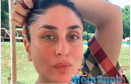 Kareena Kapoor Khan shares an update on her pregnancy. 5 five months and going strong.