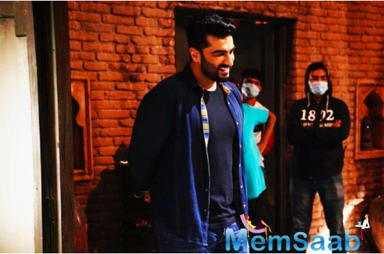 Arjun Kapoor tests negative for COVID-19, shares post on instagram