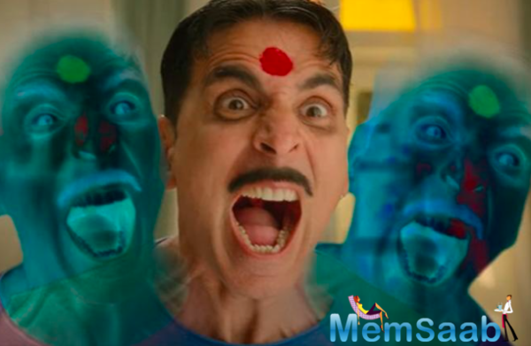 Laxmmi Bomb Trailer: Get ready to be scared and entertained with the biggest laughter riot this year!