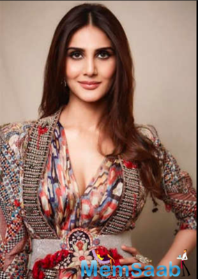 Vaani Kapoor heads to Chandigarh for her next!