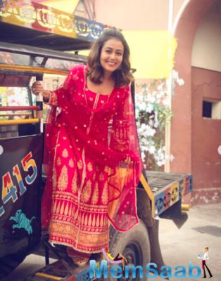 Is wedding on the cards for Neha Kakkar? Her latest Instagram post leaves fans wondering