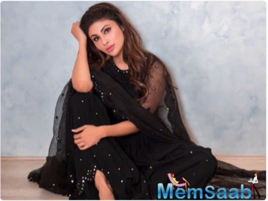 Mouni Roy on shooting amid the Pandemic: My nose and throat have been swabbed seven times