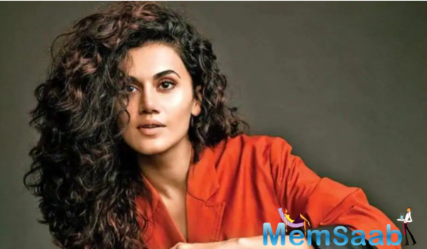 Taapsee took to Instagram and posted a hilarious video that captures her dancing along with her sisters, on the beats of a track created by