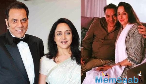 Hema Malini: Didn't get enough time to spend with Dharmendra since marriage