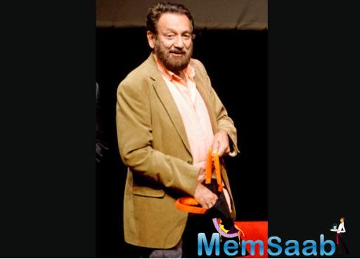 Filmmakers complaining about OTT platforms, says Shekhar Kapur