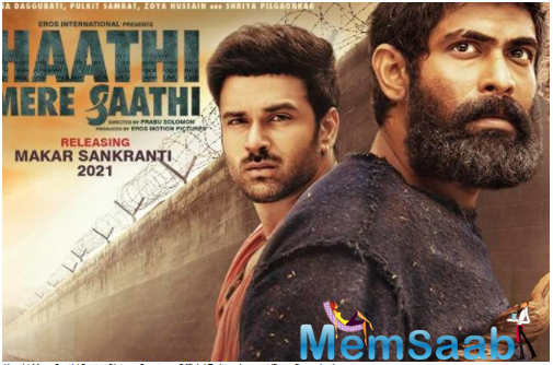 Haathi Mere Saathi release date out now: ready to watch Rana Daggubati's adventure drama