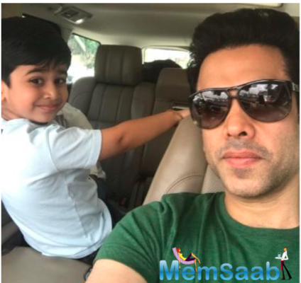 Tusshar: What worked for me was that I became a parent because I wanted to be one