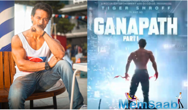 Ganapath: Tiger Shroff is back in his action avatar, announces new film