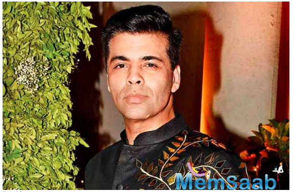 Keeping it quiet! Karan Johar kicks off the festive season in a lowkey ceremony