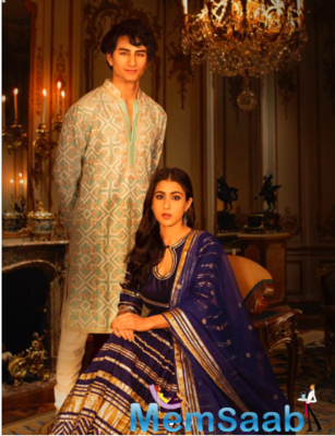 Sara Ali Khan pens down sweet note for brother Ibrahim on Bhai Dooj: 'Missing You My Iggy Potter'