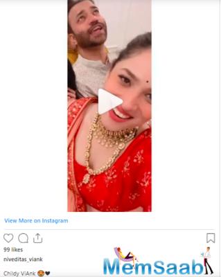 Ankita Lokhande scold's beau Vicky Jain for his social media etiquette on Diwali