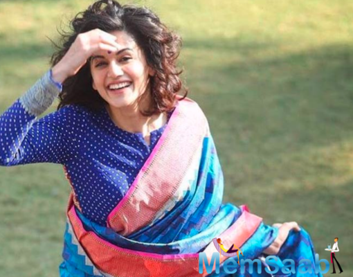 Taapsee Pannu: Have Been replaced because hero's wife didn't want me to be a part of the film