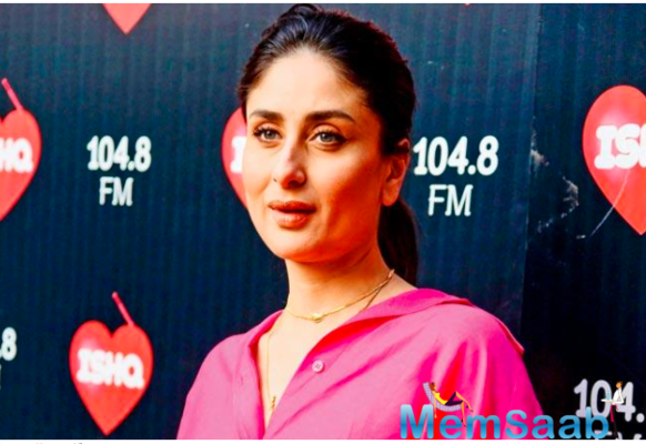 Kareena Kapoor Khan will read an extract from an award winning essay