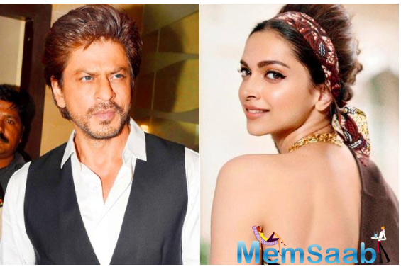 Deepika Padukone begins shooting for Pathan with Shah Rukh Khan